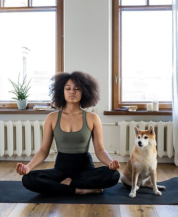 Yoga Poses For Stress Reduction